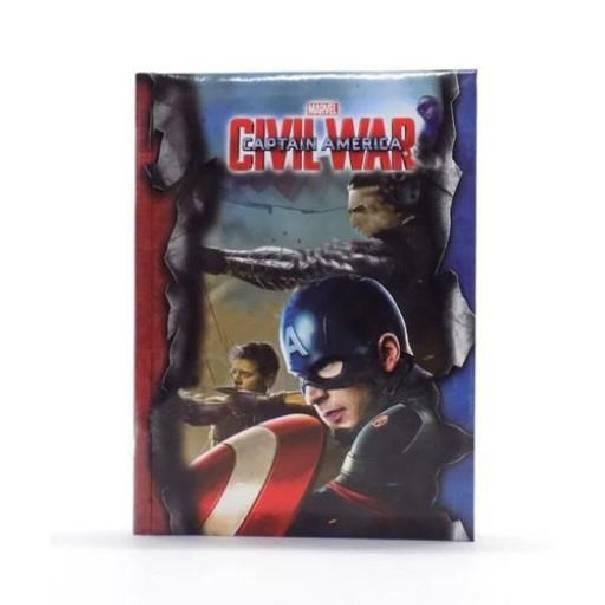 seven seven diario scuola captain america civil war