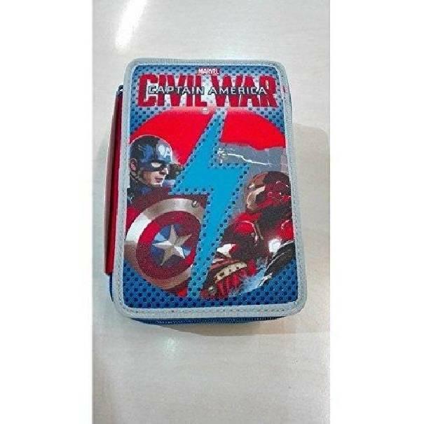 seven seven astuccio 3 zip captain america civil war