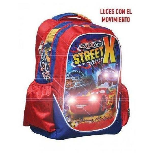 giovas gim giovas gim zaino scuola junior cars street