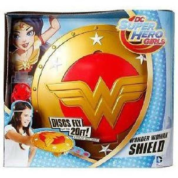 mattel mattel scudo di wonder woman dc super hero girls