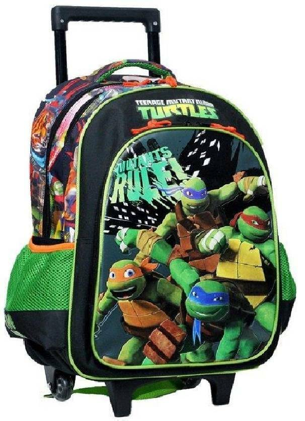 giovas gim giovas gim zaino trolley tartarughe ninja