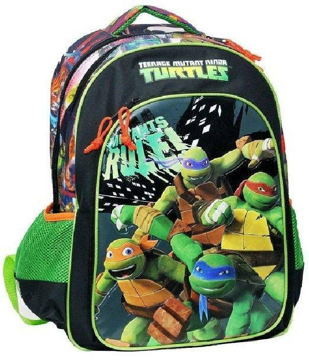 giovas gim giovas gim zaino scuola tartarughe ninja