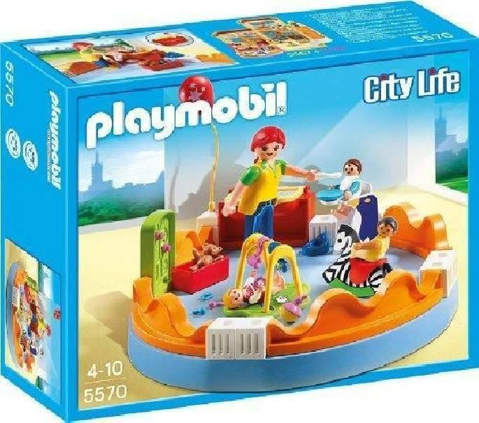 playmobil playmobil area gioco prima infanzia