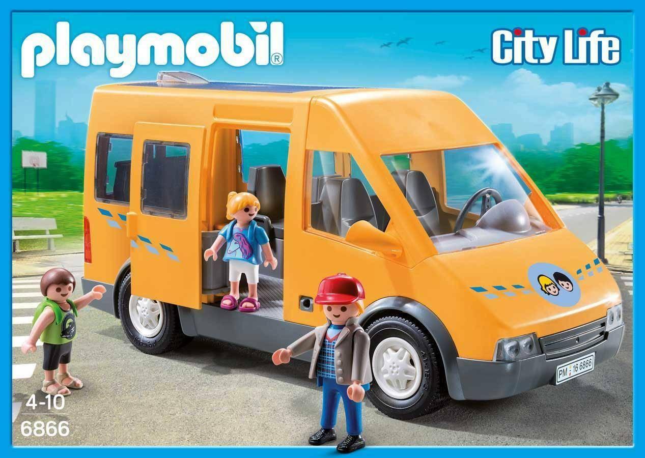 playmobil playmobil scuolabus