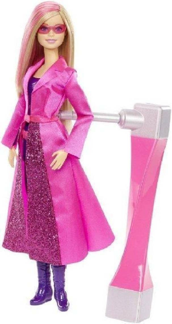 mattel mattel barbie agente segreto