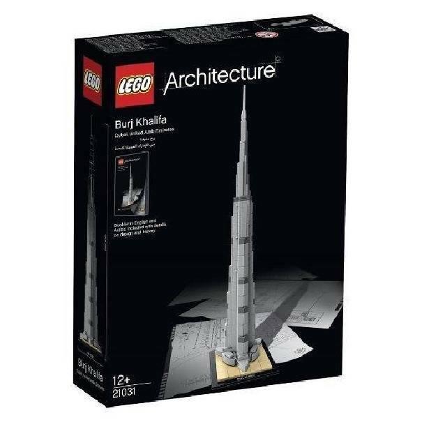 lego burj khalifa lego architecture