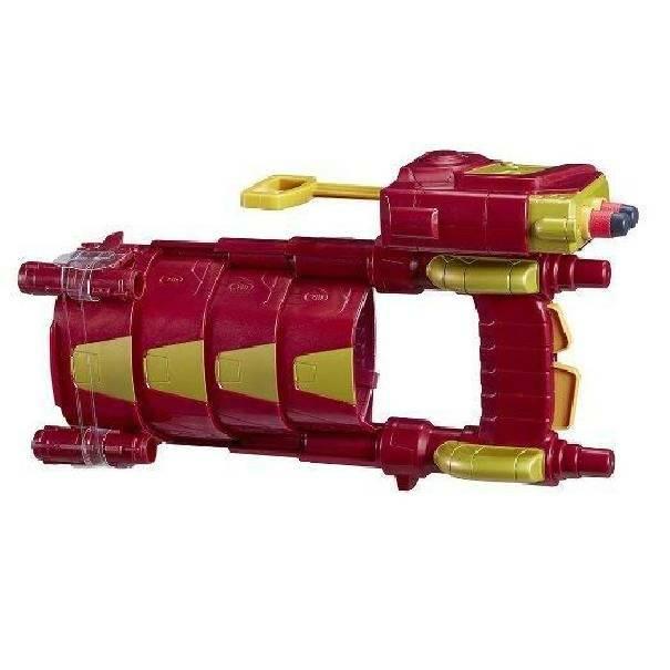 hasbro - mb hasbro - mb iron man armatura per braccio