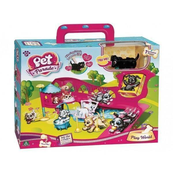 giochi preziosi giochi preziosi cagnolino pet parade playworld