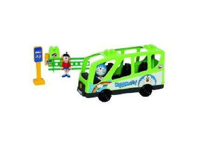 giochi preziosi giochi preziosi doraemon autobus