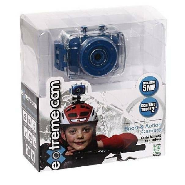 giochi preziosi giochi preziosi extreme cam videocamera e macchina fotografica estrema