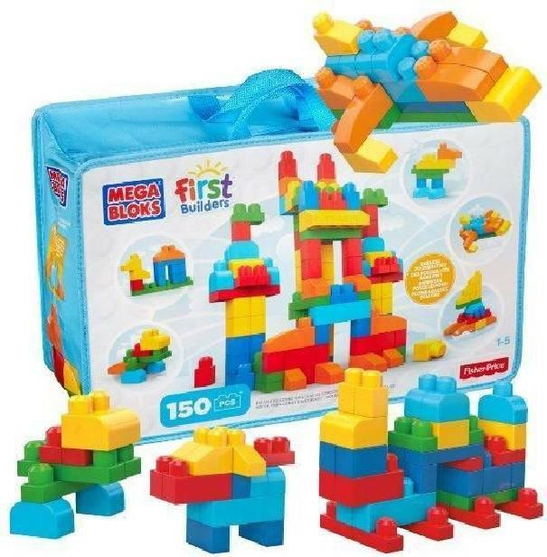 mega bloks mega bloks costruzioni sacca deluxe