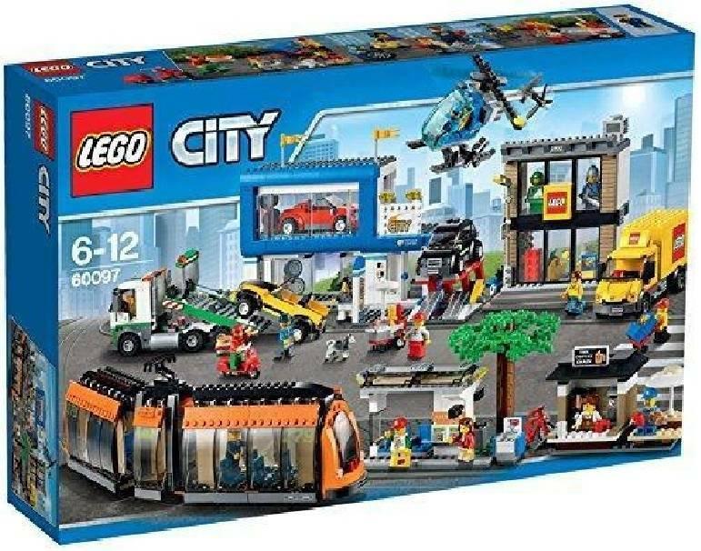 lego piazza della citta lego city 60097