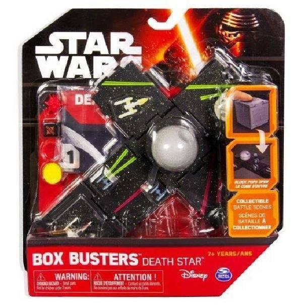spinmaster spinmaster star wars gioco cubo morte nera