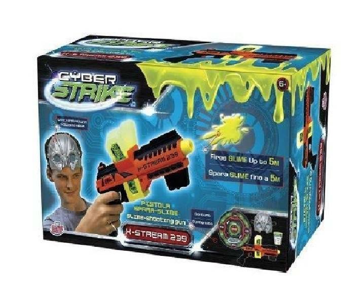 startrade startrade cyber strike pistola