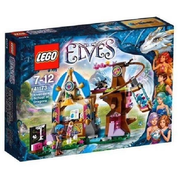 lego lego la scuola dei dragoni di elvendale