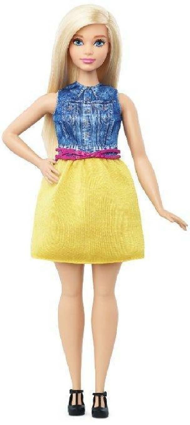 mattel mattel barbie fashionistas