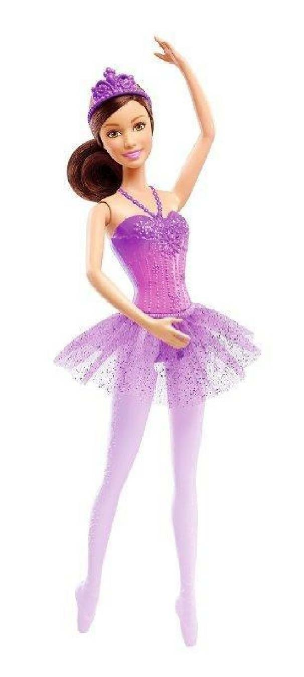 mattel mattel barbie fairytale ballerina