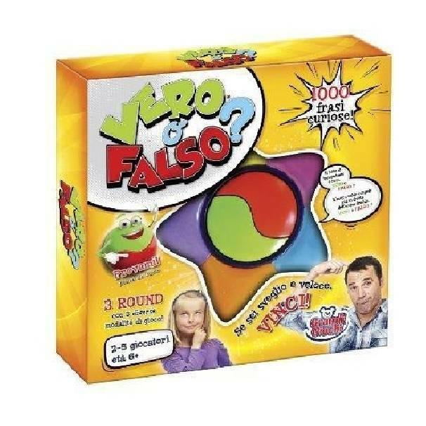grandi giochi grandi giochi vero o falso gioco da tavola