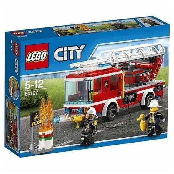 lego lego autopompa dei vigili del fuoco