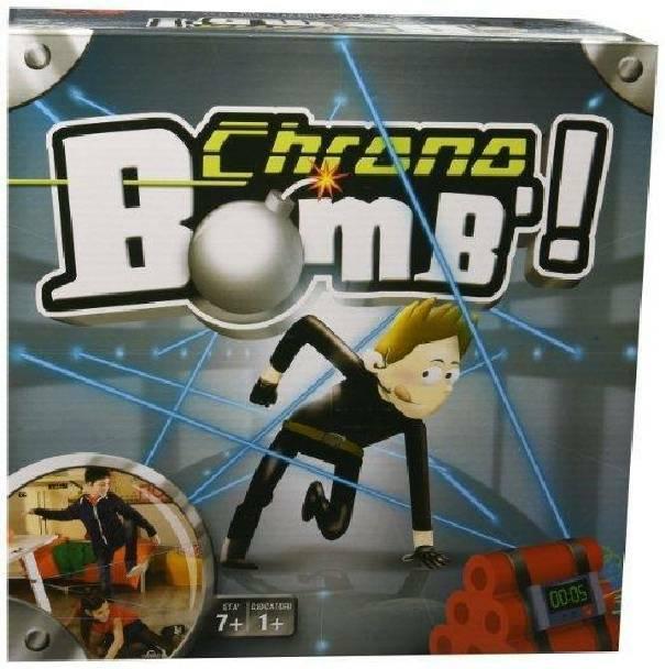 tecnodidattica tecnodidattica chrono bomb