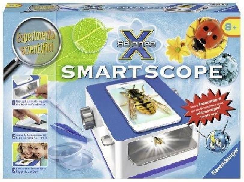 ravensburger ravensburger smartscope microscopio