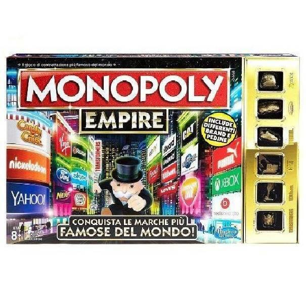 hasbro - mb hasbro - mb monopoly empire 2016