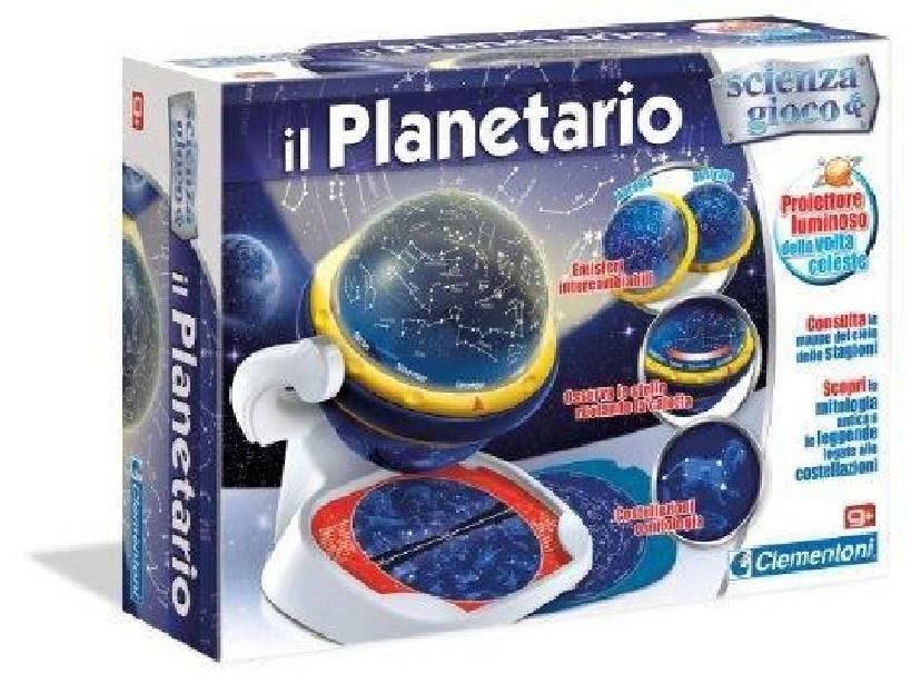 clementoni clementoni planetario scienza e gioco