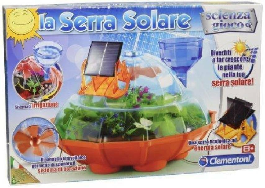 clementoni clementoni serra solare