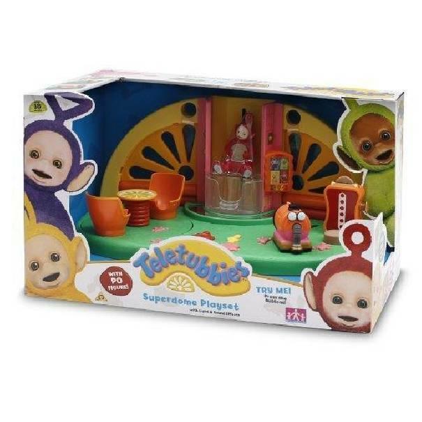 giochi preziosi giochi preziosi teletubbies playset casa