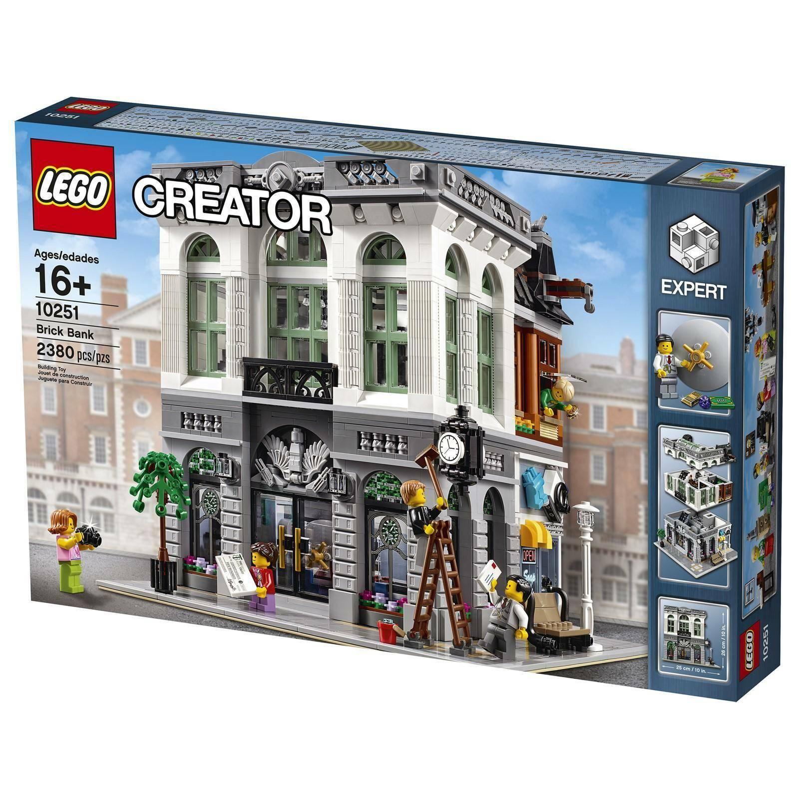 lego la banca lego creator 10251