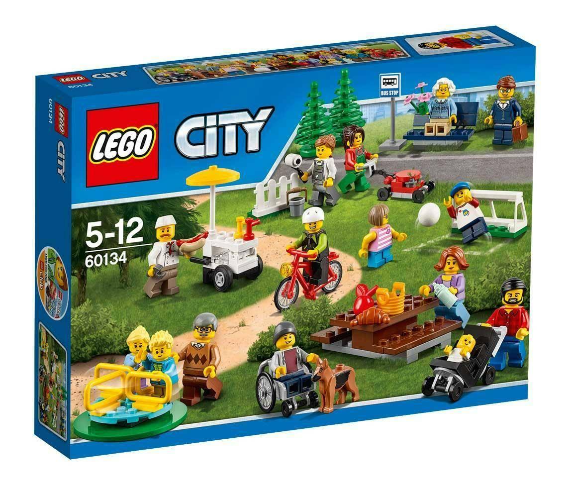 lego lego divertimento al parco city
