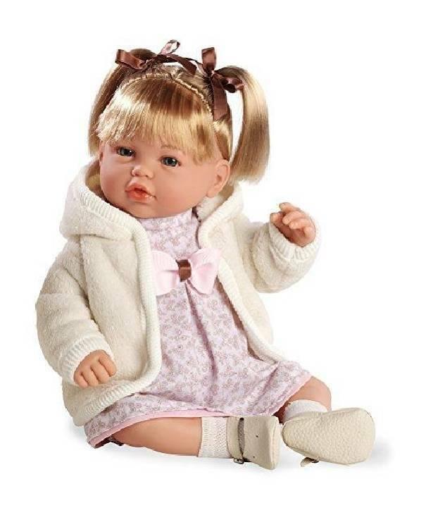arias arias bambola fanny elegance
