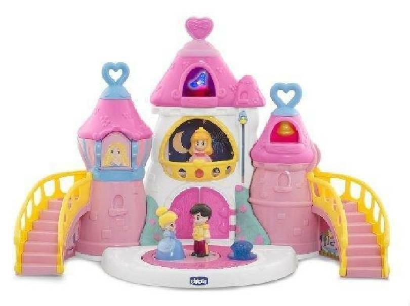 chicco chicco castello elettronico delle principesse disney