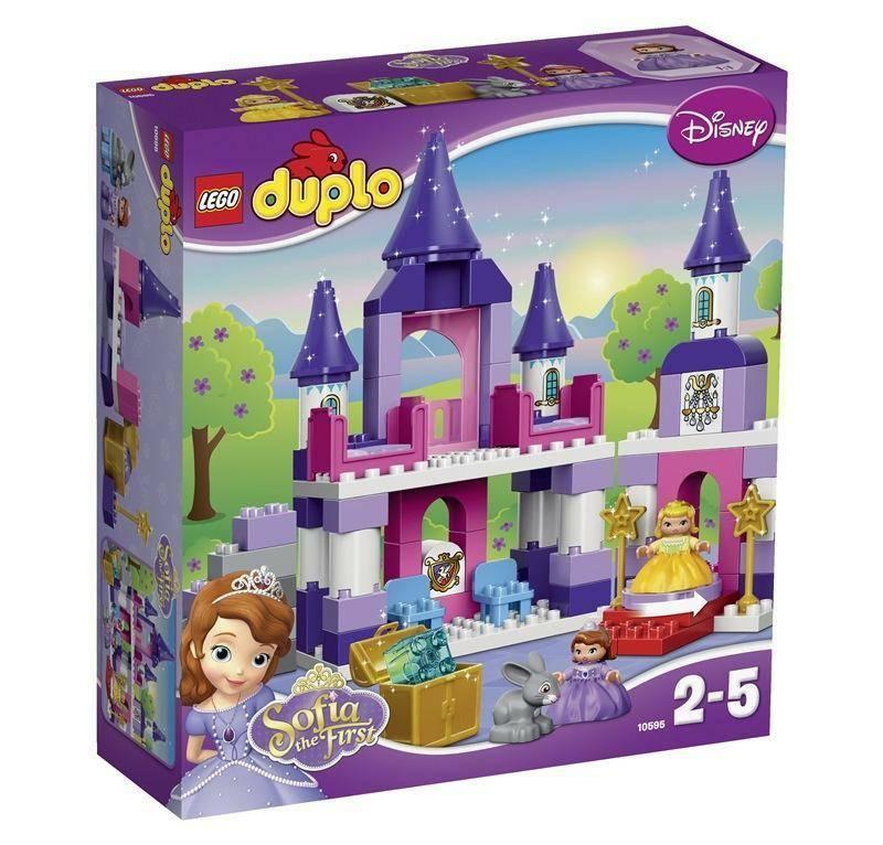 lego il castello reale di sofia lego duplo 10595