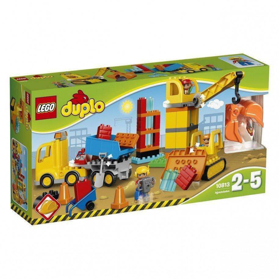 lego grande cantiere lego duplo 10813
