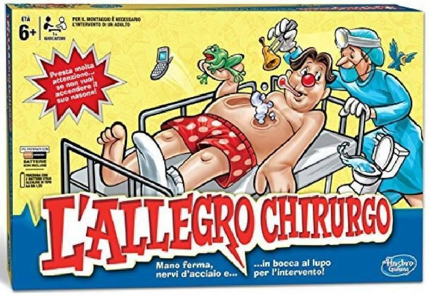 hasbro - mb hasbro - mb allegro chirurgo