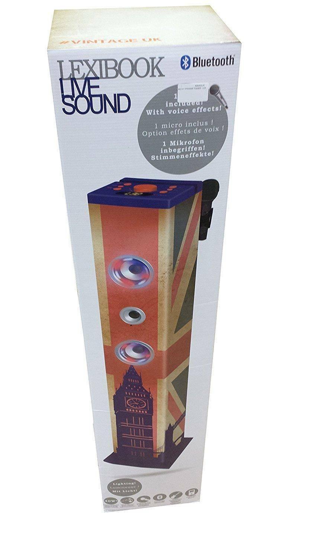 giochi preziosi giochi preziosi cassa karaoke bluetooth londra