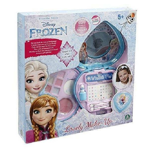 giochi preziosi giochi preziosi set trucchi bambina lovely make up frozen