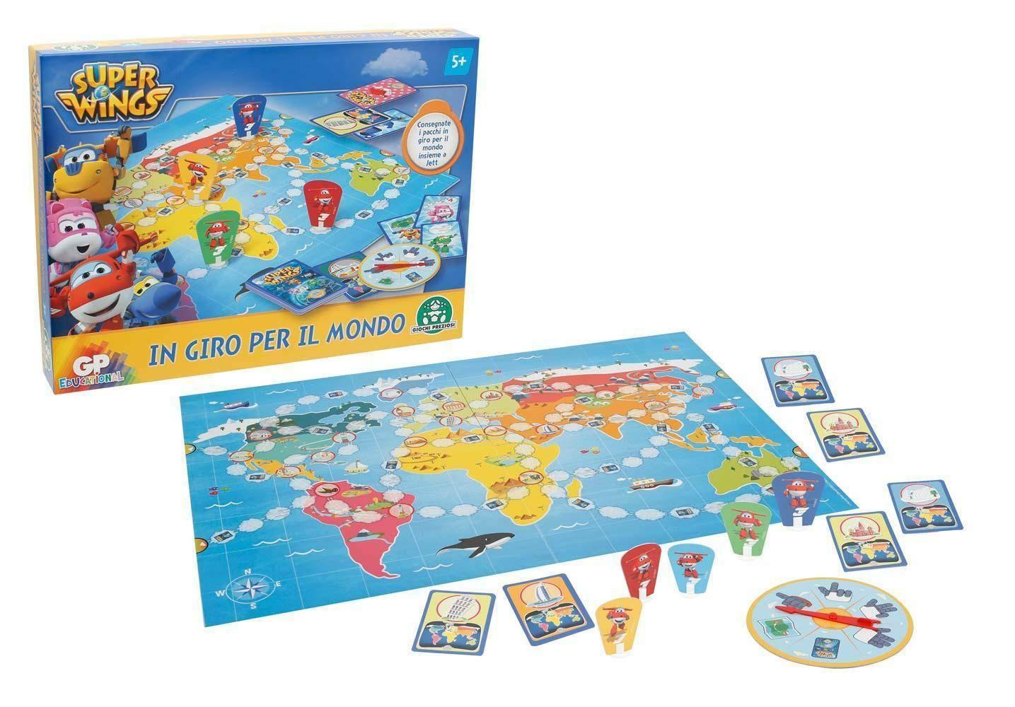giochi preziosi giochi preziosi in giro per il mondo superwings