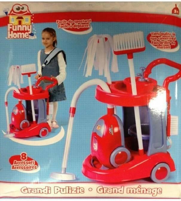 giochi preziosi giochi preziosi carrello pulizie