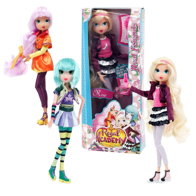 giochi preziosi giochi preziosi bambola regal academy real friend doll