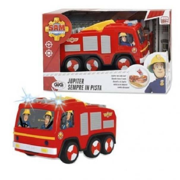 giochi preziosi giochi preziosi sam il pompiere jupiter sempre in pista