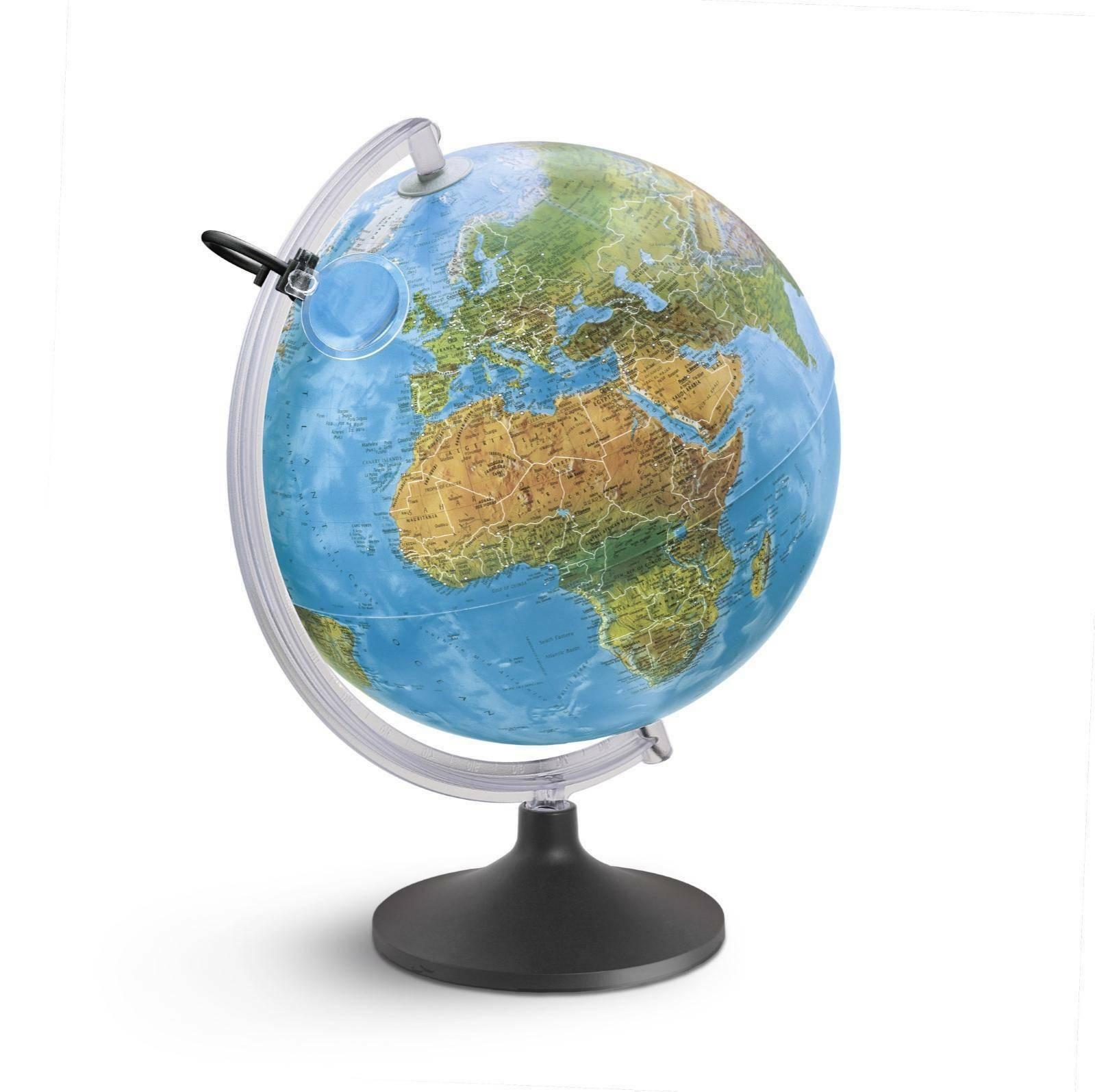 tecnodidattica tecnodidattica mappamondo geografico illuminato