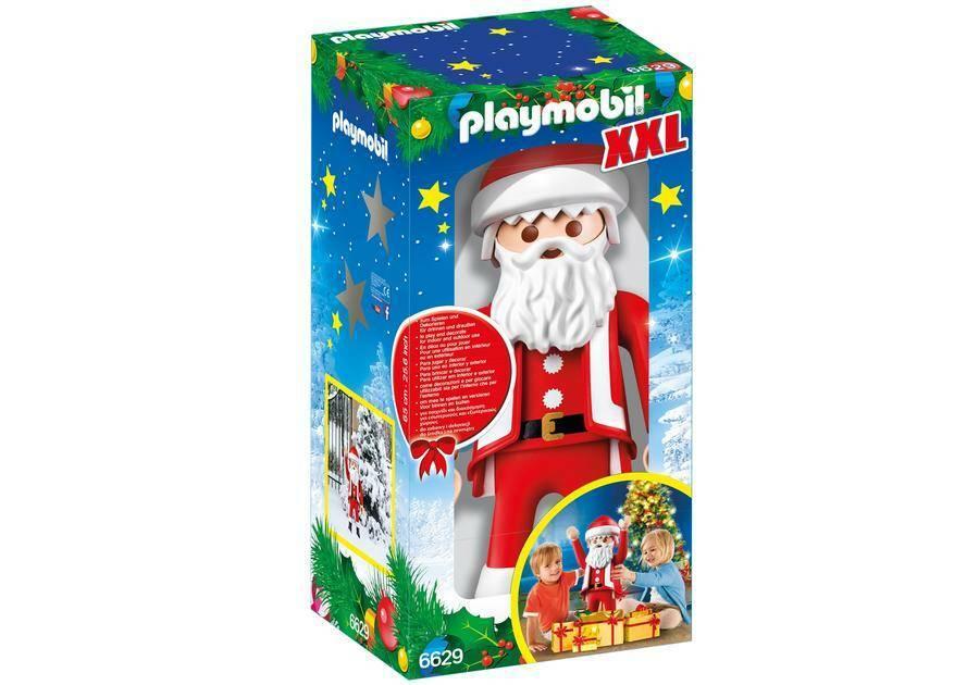 playmobil playmobil babbo natale