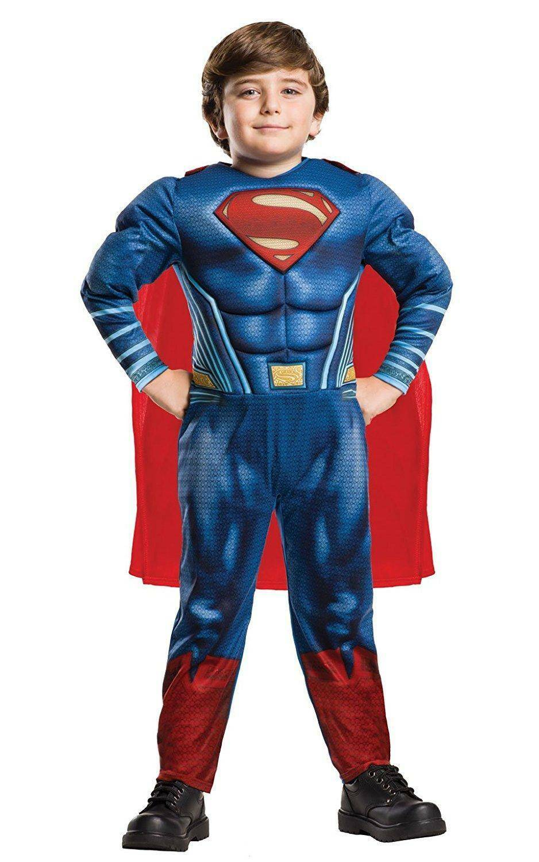 rubies rubies costume superman bambino taglia m