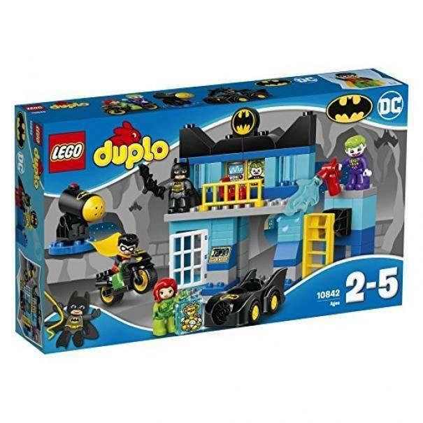 lego lego sfida alla batcaverna