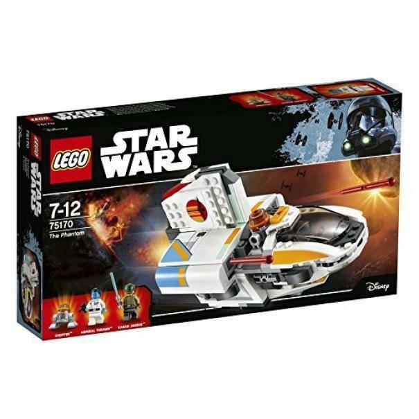 lego the phantom lego star wars 75170