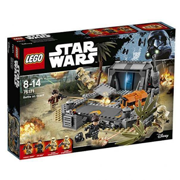 lego battaglia su scarif lego 75171