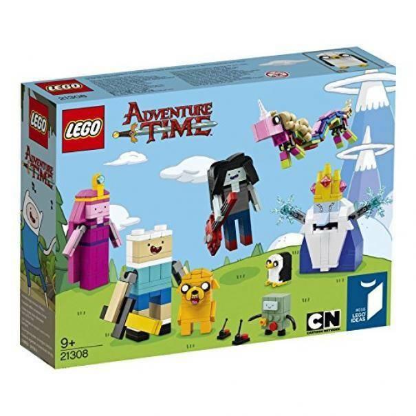 lego lego adventure time