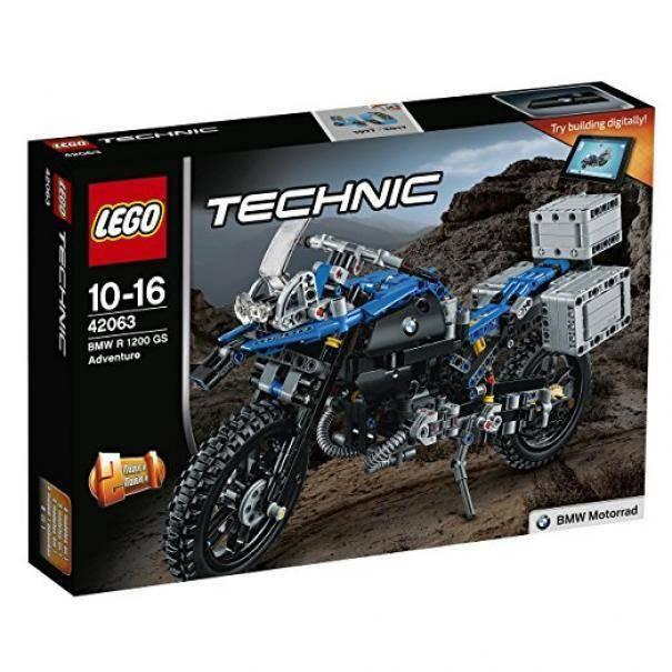 lego bmw r 1200 gs adventure lego technic 42063